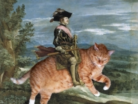 Diego Velazquez, Philip IV on Catback /  ,    IV