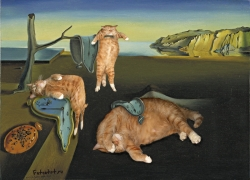 Salvador Dali, The Persistence of Memory / Сальвадор Дали, Постоянство памяти