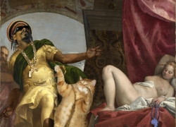 Paolo Veronese, Respect to cats and lions, feat, Snoop Lion