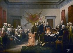 John Trumbull, Declaration of Independence /  ,  