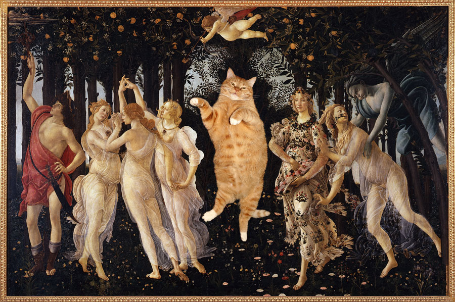Bottichelli, The Spring