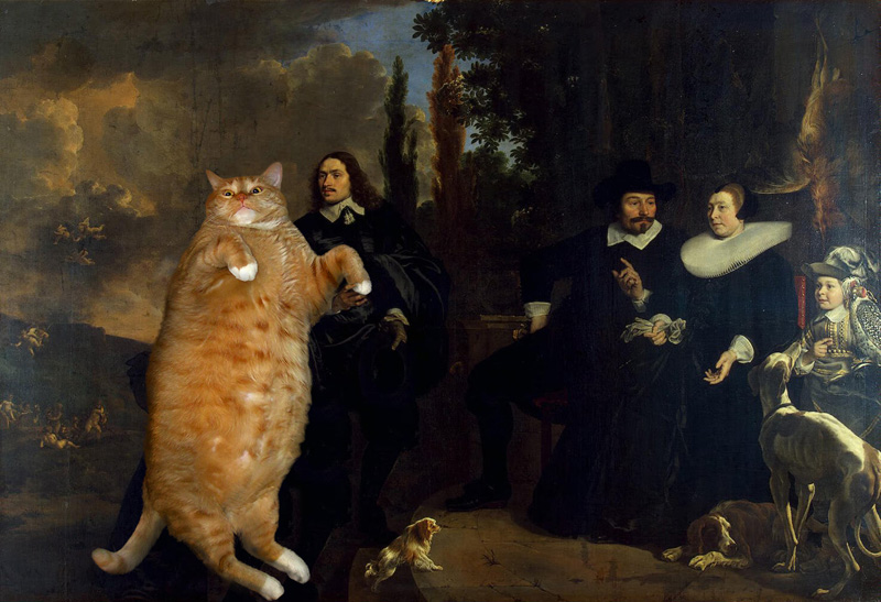 Bartholomeus van der Helst, Family Portrait 