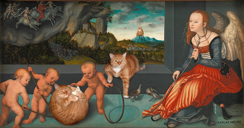 Lucas Cranach the Elder, Melancholy
