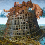 Bruegel-Tour-of-Babel-cat-w3