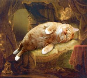 Rembrandt, Danae