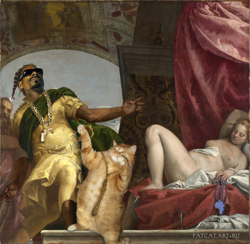 Paolo Veronese, Respect, featuring Snoop Dogg and the Fat Cat