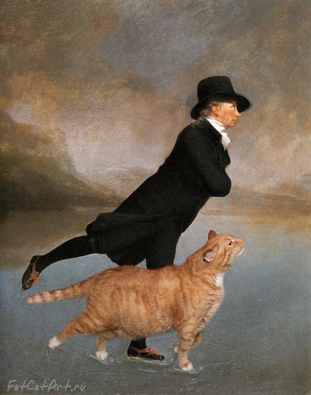 Raeburn-Reverend-Robert-Walker-Skating-on-Duddingston-Loch-cat-w