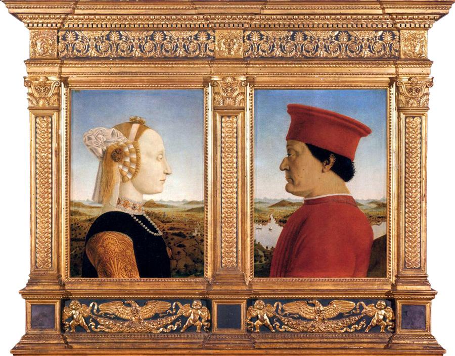 Урбинский диптих